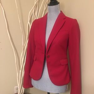 The Limited red blazer size XS worn once